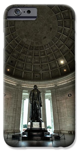 Memorial To Thomas Jefferson IPhone 6s Case by Andrew Soundarajan