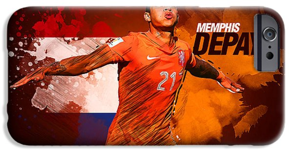 Memphis Depay IPhone 6s Case