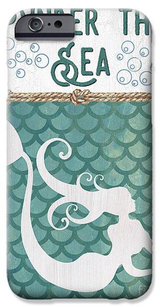 Mermaid Waves 2 IPhone 6s Case