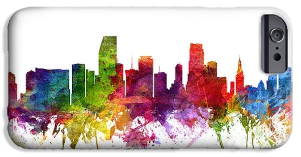 Miami Cityscape 06 IPhone 6s Case