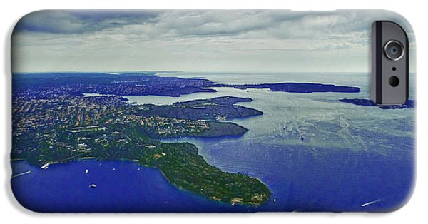 Middle Head And Sydney Harbour IPhone 6s Case by Miroslava Jurcik