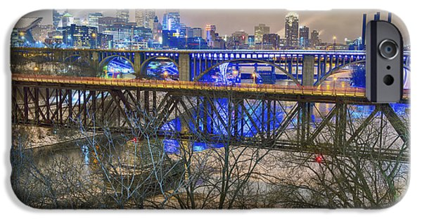 Minneapolis Bridges IPhone 6s Case by Craig Voth