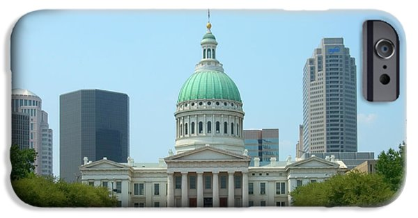 Capitol Building iPhone 6s Case - Missouri State Capitol Building by Mike McGlothlen