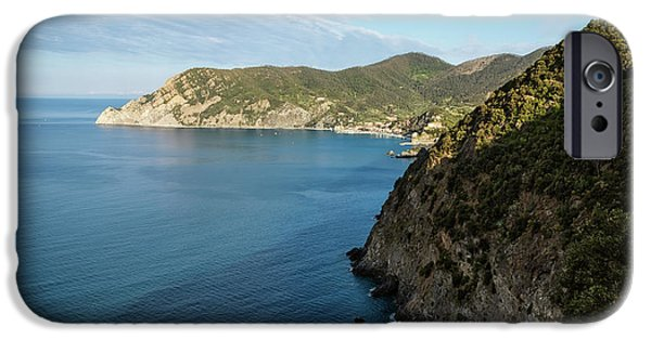 Monterosso And The Cinque Terre Coast IPhone 6s Case