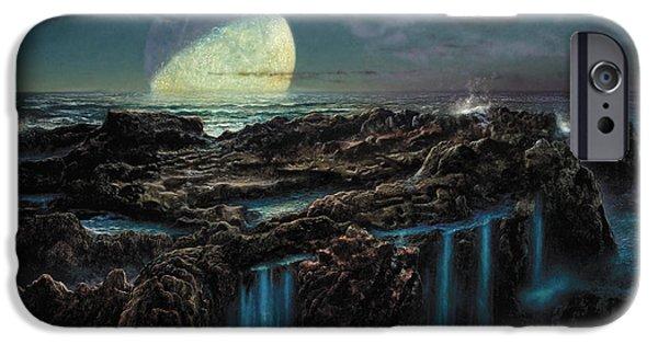 Moonrise 4 Billion Bce IPhone 6s Case by Don Dixon