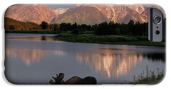 Mountain iPhone 6s Case - Morning Tranquility by Sandra Bronstein