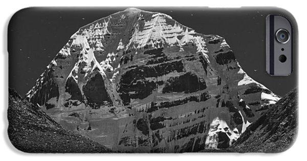 Mt. Kailash In Moonlight, Dirapuk, 2011 IPhone 6s Case