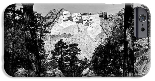 Mt Rushmore IPhone 6s Case by American School