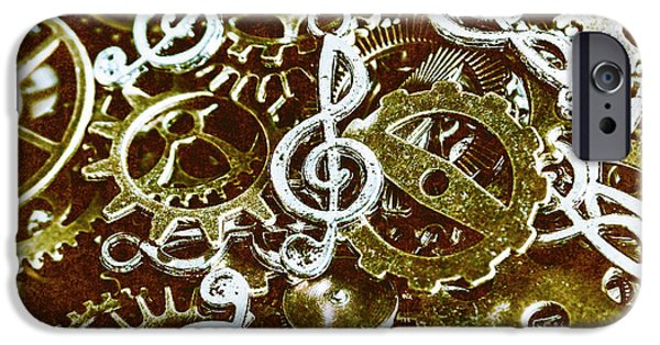Fractal iPhone 6s Case - Music Production by Jorgo Photography - Wall Art Gallery