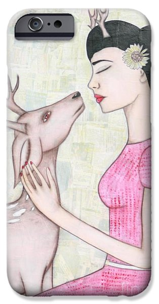 My Deer IPhone 6s Case by Natalie Briney