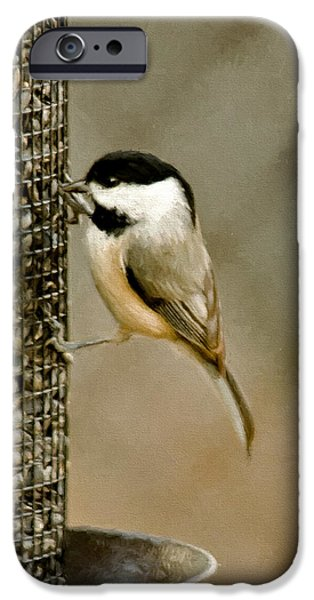 My Favorite Perch IPhone 6s Case by Lana Trussell