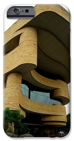 National Museum Of The American Indian 1 IPhone 6s Case by Randall Weidner