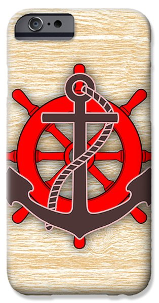 Nautical Collection IPhone 6s Case