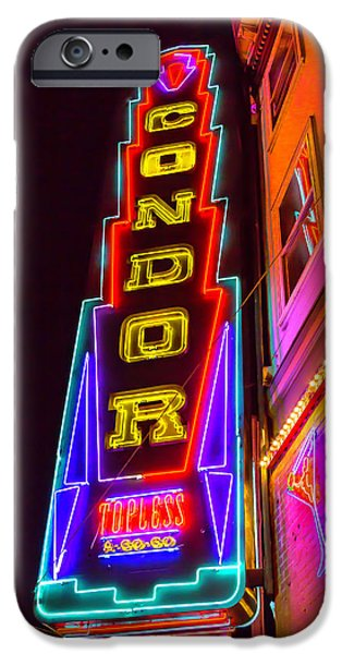 Neon Condor San Francisco IPhone 6s Case