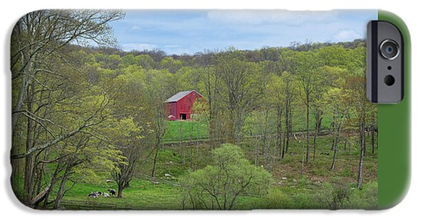 IPhone 6s Case featuring the photograph New England Spring Pasture by Bill Wakeley
