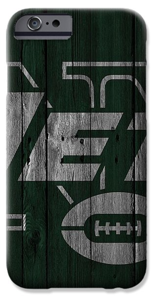 New York Jets Wood Fence IPhone 6s Case