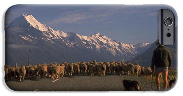 New Zealand Mt Cook IPhone 6s Case