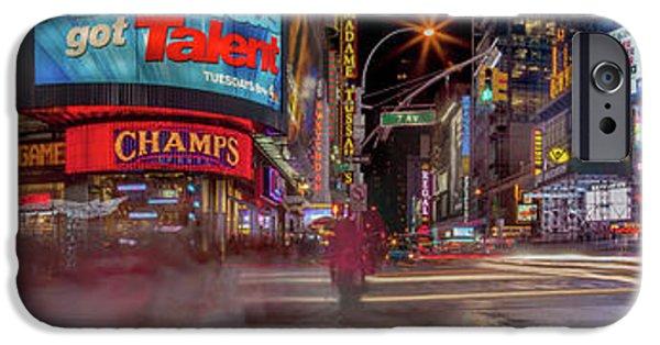 Nights On Broadway IPhone 6s Case by Az Jackson