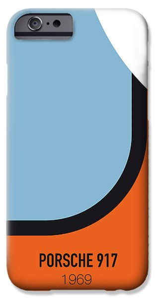 Knight iPhone 6s Case - No016 My Le Mans Minimal Movie Car Poster by Chungkong Art