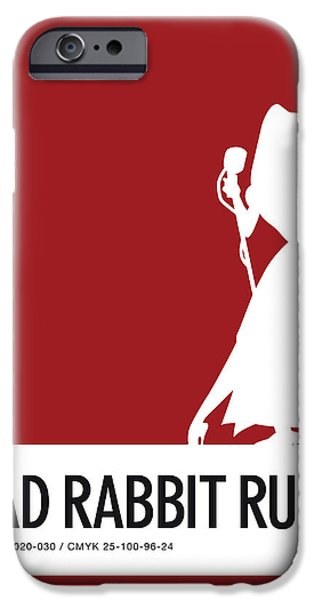 Woodpecker iPhone 6s Case - No14 My Minimal Color Code Poster Jessica Rabbit by Chungkong Art