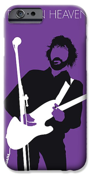 Eric Clapton iPhone 6s Case - No141 My Eric Clapton Minimal Music Poster by Chungkong Art