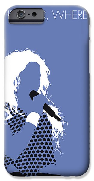 No168 My Shakira Minimal Music Poster IPhone 6s Case