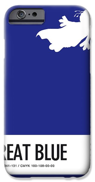 Amphibians iPhone 6s Case - No27 My Minimal Color Code Poster Gonzo  by Chungkong Art