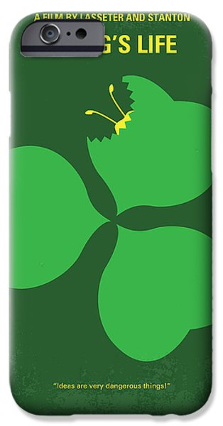 No401 My A Bugs Life Minimal Movie Poster IPhone 6s Case by Chungkong Art
