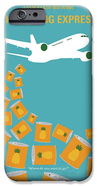 No835 My Chungking Express Minimal Movie Poster IPhone 6s Case