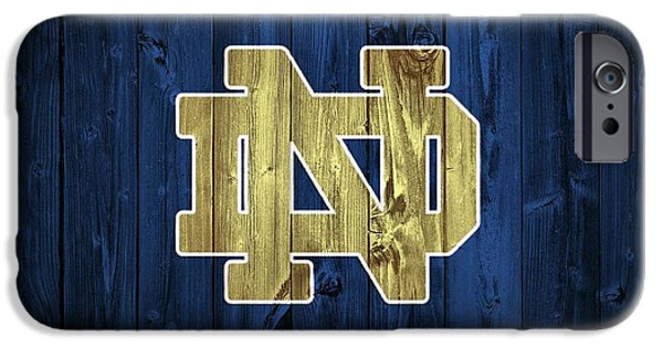 Notre Dame Barn Door IPhone 6s Case