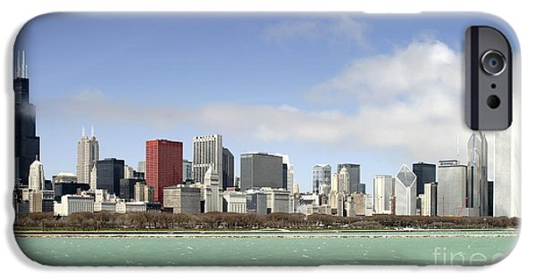 Off The Shore Of Chicago IPhone 6s Case by Ricky L Jones