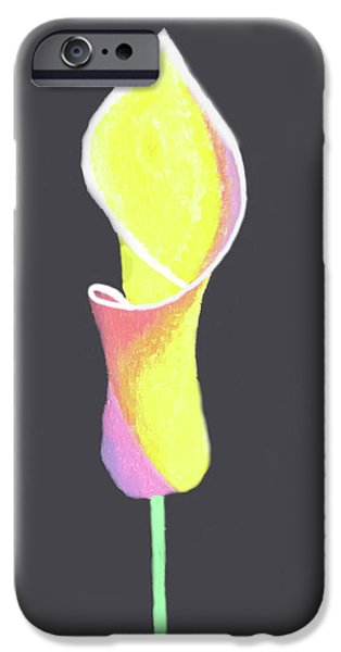 Oh Lily IPhone 6s Case by Cyrionna The Cyerial Artist