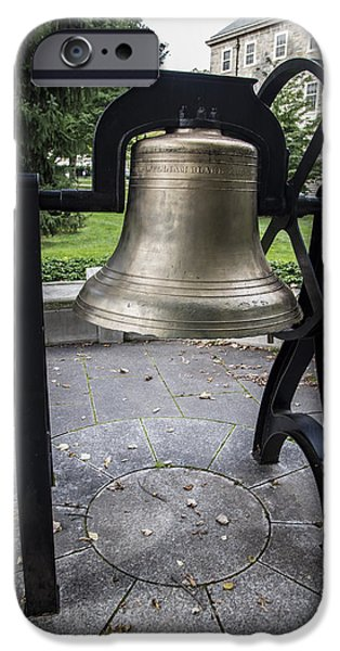 Old Main Bell  IPhone 6s Case by John McGraw