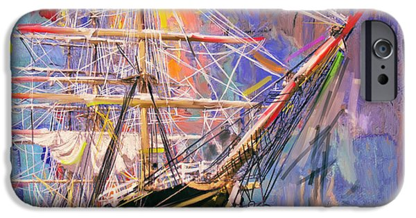 Old Ship 226 4 IPhone 6s Case by Mawra Tahreem