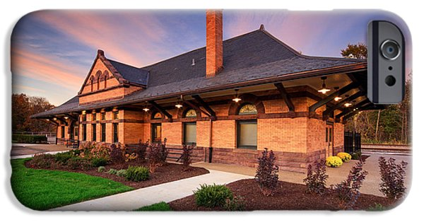 Beaver iPhone 6s Case - Old Train Station by Emmanuel Panagiotakis