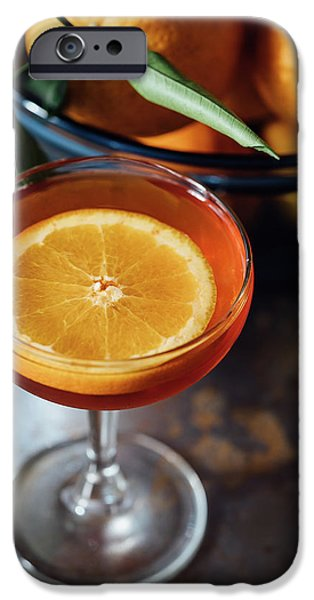 Orange Cocktail IPhone 6s Case by Happy Home Artistry