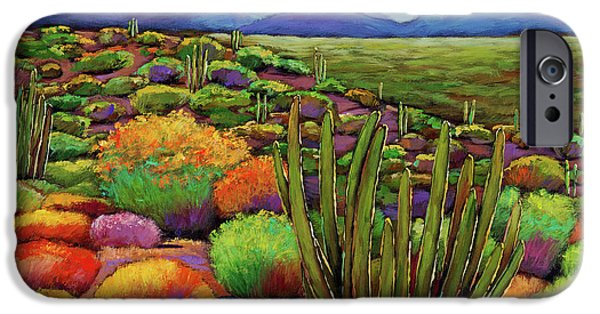 Landscape iPhone 6s Case - Organ Pipe by Johnathan Harris