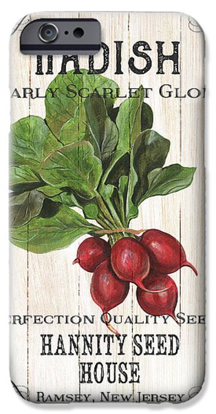Organic Seed Packet 3 IPhone 6s Case