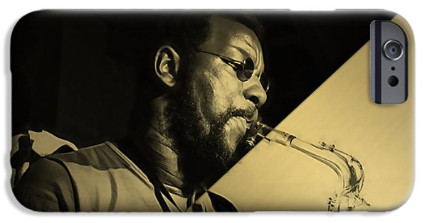 Ornette Coleman Collection IPhone 6s Case by Marvin Blaine