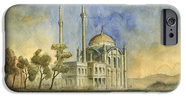 Ortakoy Mosque Istanbul IPhone 6s Case