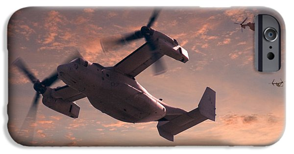 Ospreys In Flight IPhone 6s Case