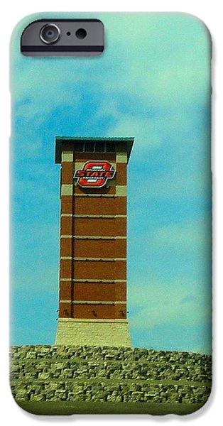 Oklahoma State University Gateway To Osu Tulsa Campus IPhone 6s Case
