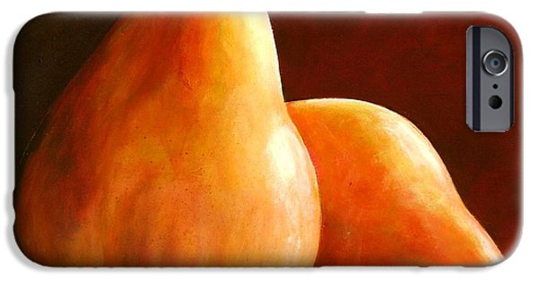 Pair Of Pears IPhone 6s Case by Toni Grote