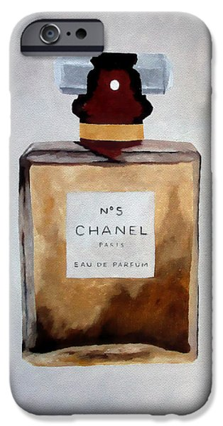 Perfume iPhone 6s Case - Parfum No.5 by My Inspiration