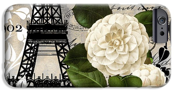 Paris Blanc I IPhone 6s Case by Mindy Sommers