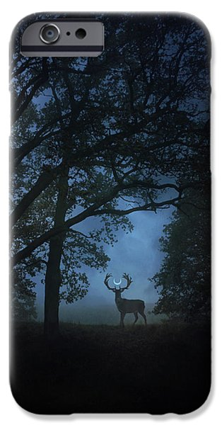 Magician iPhone 6s Case - Path Of Shadows by Cambion Art