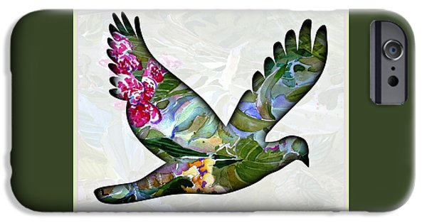 Peace For Peace IPhone 6s Case by Mindy Newman