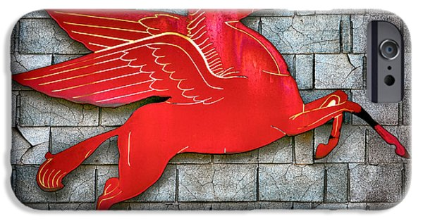 Pegasus IPhone 6s Case by Olivier Le Queinec