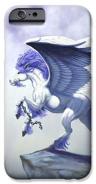 Pegasus Unchained IPhone 6s Case by Stanley Morrison