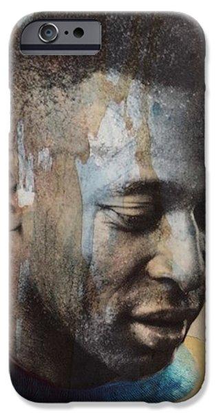 Pele iPhone 6s Case - Pele  by Paul Lovering